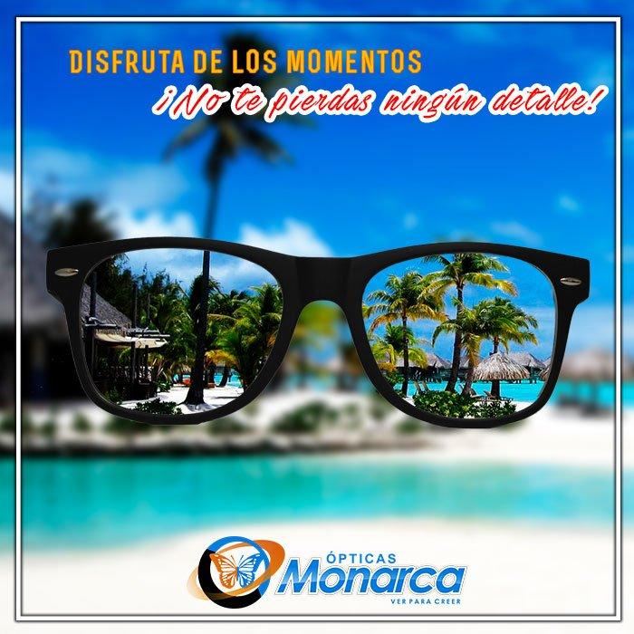 Ópticas Monarca on Twitter: \