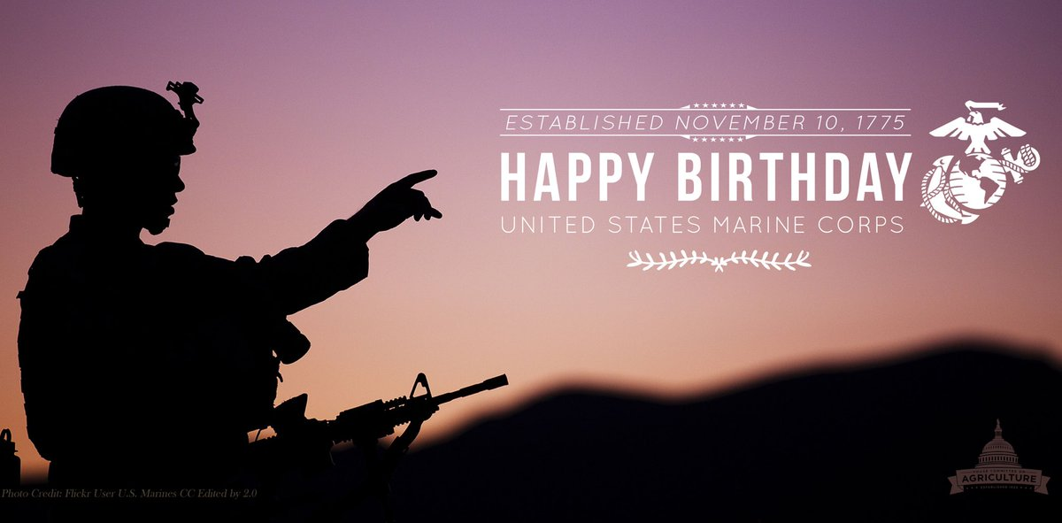 Happy Birthday @USMC! https://t.co/FAWOV...