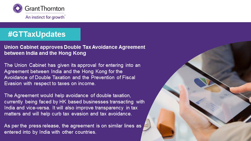 Grant Thornton In India On Twitter Union Cabinet Approves Double