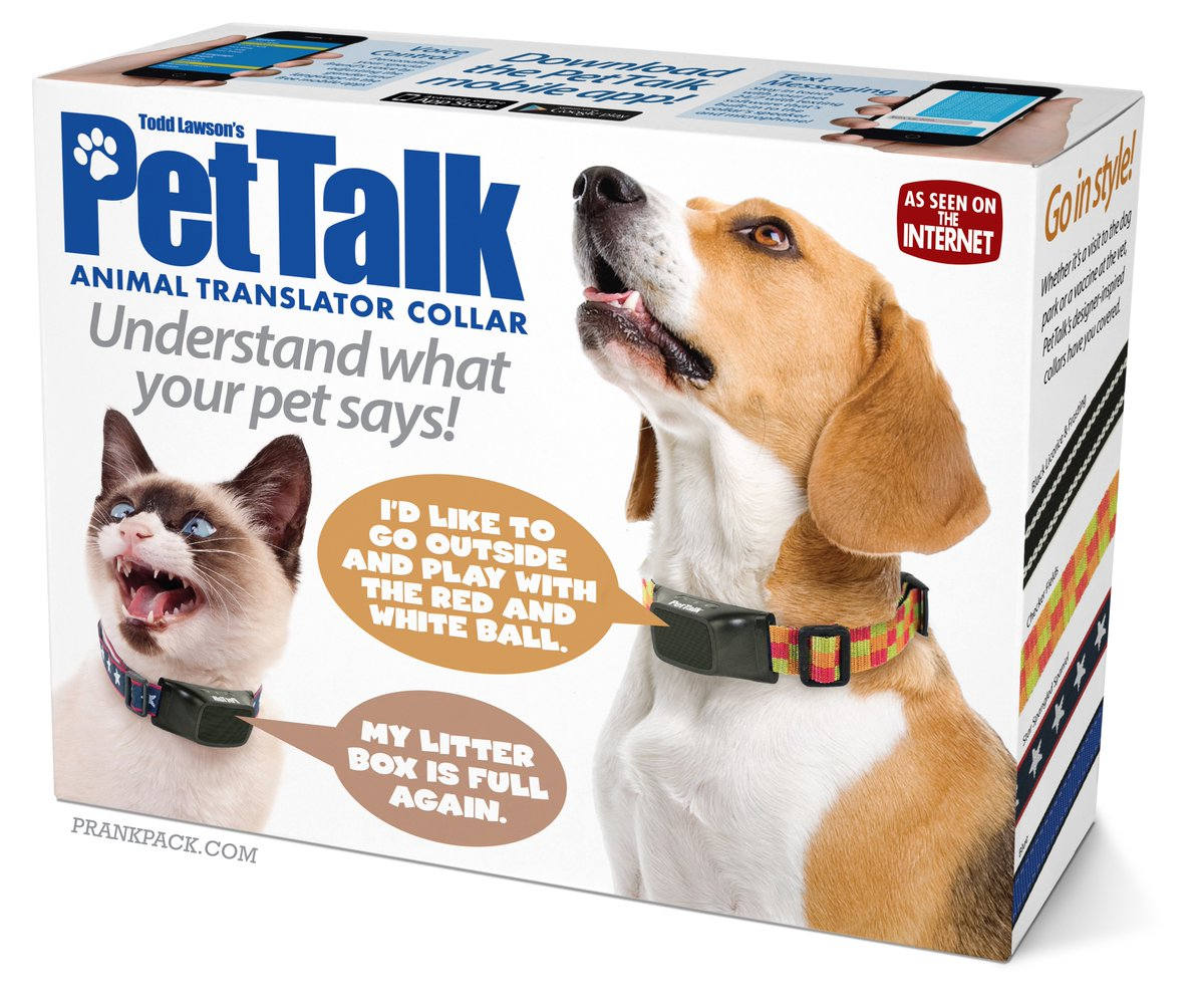 THE. FUTURE. IS. NOW. #pets #animals #amazing #inventions #pranks #prankpack<br>http://pic.twitter.com/9KzXU7LtWF