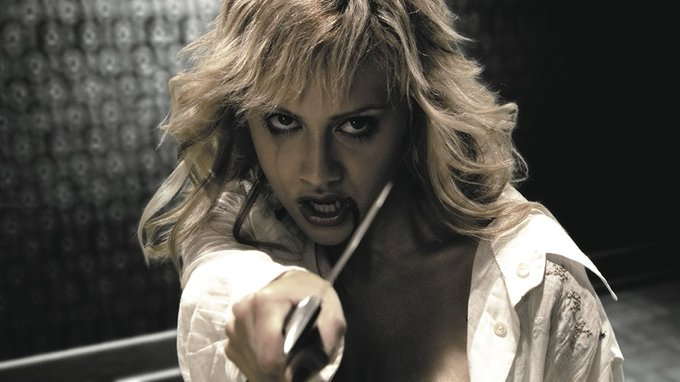 Happy birthday to the late great Brittany Murphy. The girl had range.