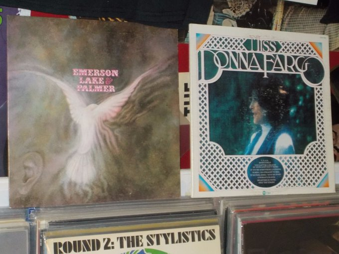 Happy Birthday to the late Greg Lake of Emerson, Lake & Palmer and Donna Fargo