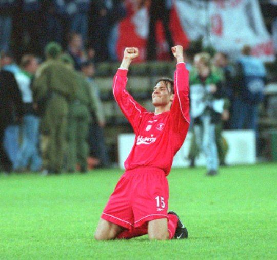 Happy Birthday To Liverpool Favourite Patrik Berger 44 Today