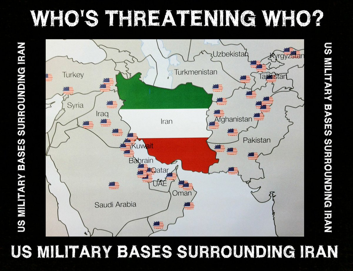 Mapping US Foreign Military Bases GeoCurrents MAP MONDAY US - Map of iraq us military bases