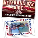 Veteran's Day Ride Tomorrow!  Thank you to all who have served! #GlenEdenSunClub #VeteransDay