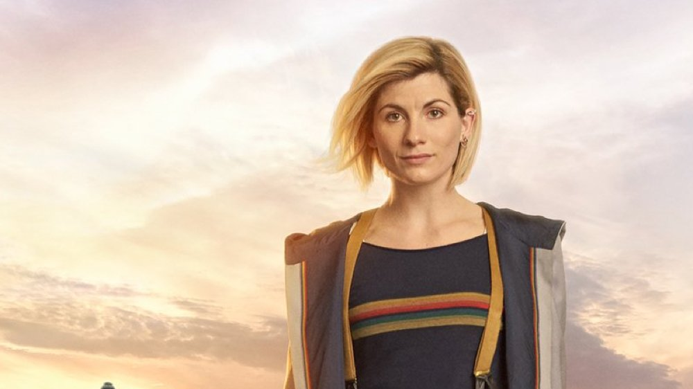 Doctor Who : première photo du nouveau Docteur, Jodie Whittaker https://t.co/TONGolw8As