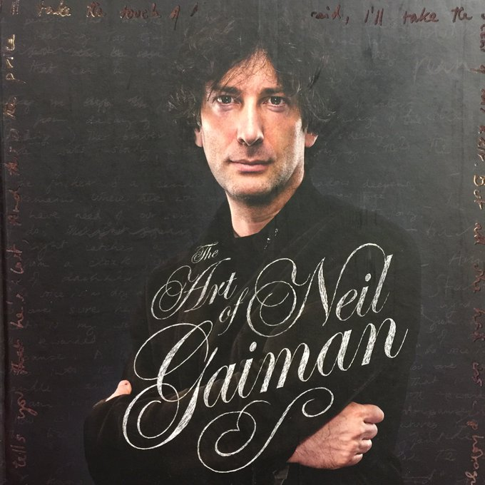 Happy birthday to one of our favorites, Neil Gaiman!