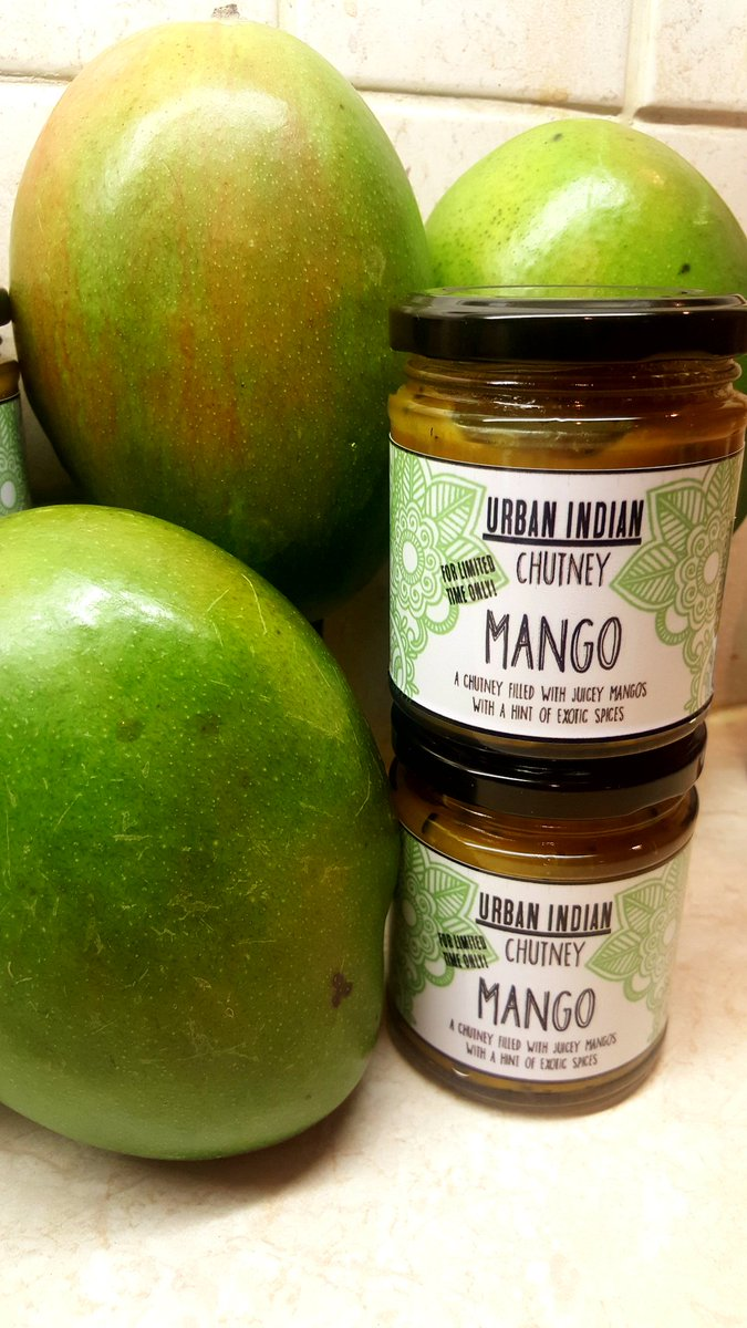New! Mango chutney available for limited time only. Try it first @TasteofLouth this weekend #louthchat #shoplocal #mango @taaffe_jacqui @DundalkTourist<br>http://pic.twitter.com/itEcZMc5DK