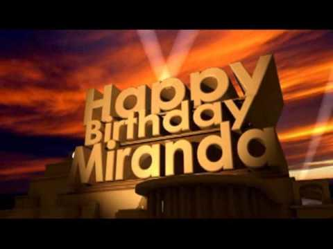 Miranda Lambert HAPPY BIRTHDAY!