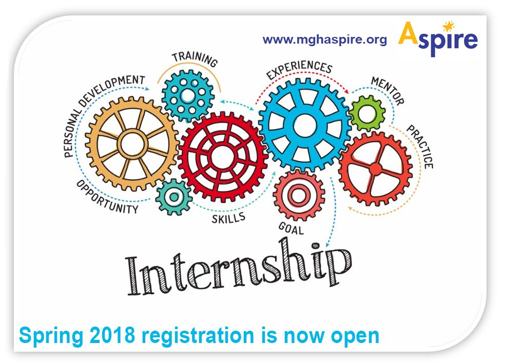 Register Now For Aspergerautism And >> Mgh Aspire On Twitter The Aspire Internship Program Is