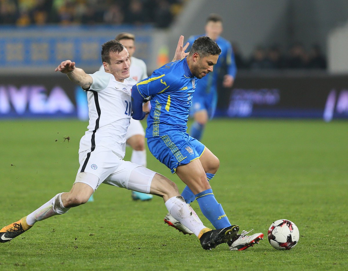 Video: Ukraine vs Slovakia