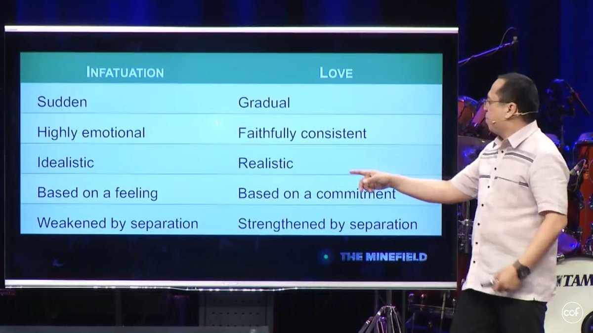 love vs infatuation If this isn't real love, what is right actually, not so fast not all love is created equal not real love infatuation has expectations.