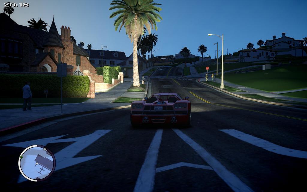 Mod gta Iv GTA IV San Andreas mod for Grand Theft Auto IV Mod DB