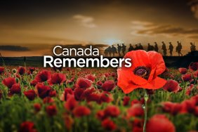 Join us Saturday for #RemembranceDay services across the country. Details: https://t.co/8nQqWcdx3T #RememberThem