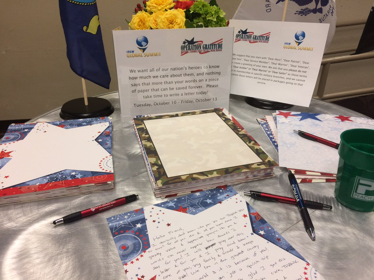 #PeachStateRoofing Participated In A Service Project With Members Of Our  Team Writing Letters To Members Of The #USA #ArmedServices At A Recent  Event!