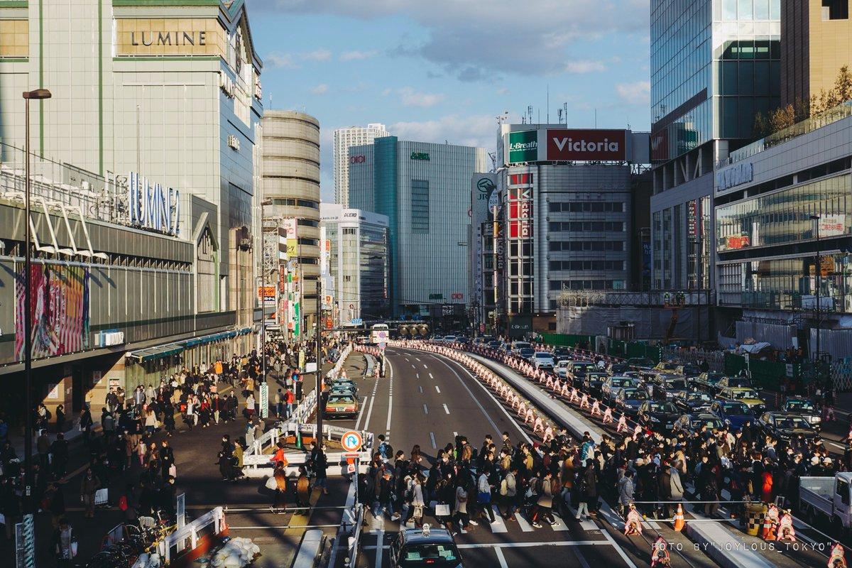 おはようございます☻  #Shinuku #RX100M4pic.twitter.com/aOnqC5koc2