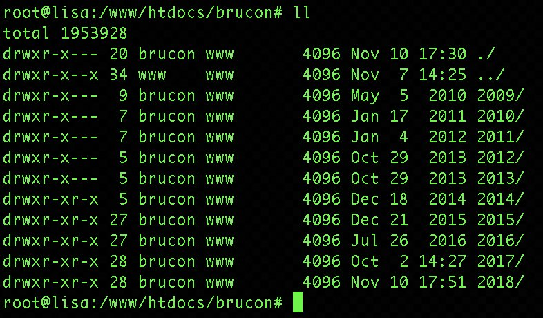 Already preparing the 10th #BruCON edition! <br>http://pic.twitter.com/YCSDC2pVlx
