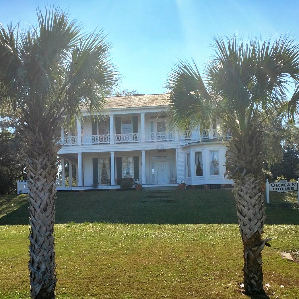 Taking in some #Florida history at Orman...