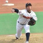 DeNA4位 JX-ENEOS・斎藤俊介投手(23)が仮契約。横浜市内の球団事務所で。契約金5000…