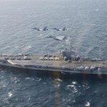米空母3隻と海自、12日に日本海で共同訓練 sankei.com/politics/news/… p…