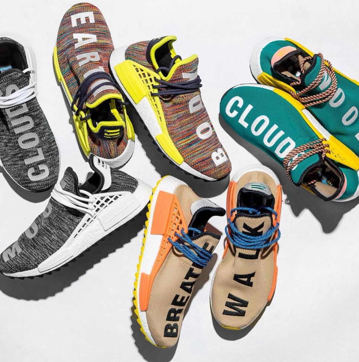 separation shoes 297c1 46473 Pw Human Race Nmd Tr