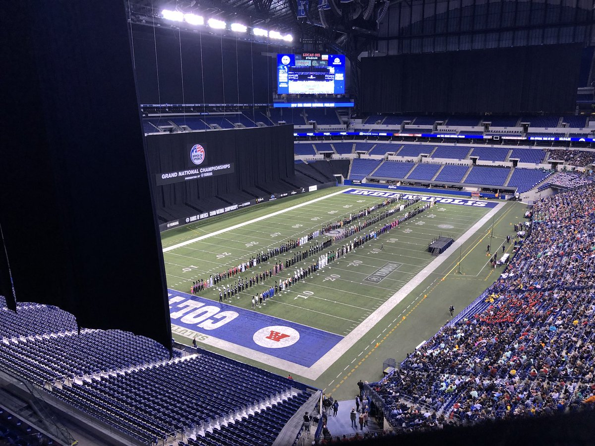 Congratulations to the CJB for making semi-finals @BANDSOFAMERICA Grand Nationals! We perform at 1:45 PM! #boa2017 #Beyond #GOJAZZ<br>http://pic.twitter.com/eIT8NuLHW9