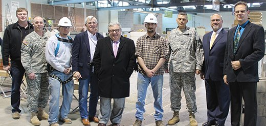 Thanks to @H2Hjobfairs, BAC & @imiweb are making progress in expanding pathways to BAC #apprenticeship & #training programs for #veterans transitioning to civilian careers:  http:// bit.ly/2AAQhaK      #VeteransDay #VeteransDay2017 #1u<br>http://pic.twitter.com/kdwC1waogA