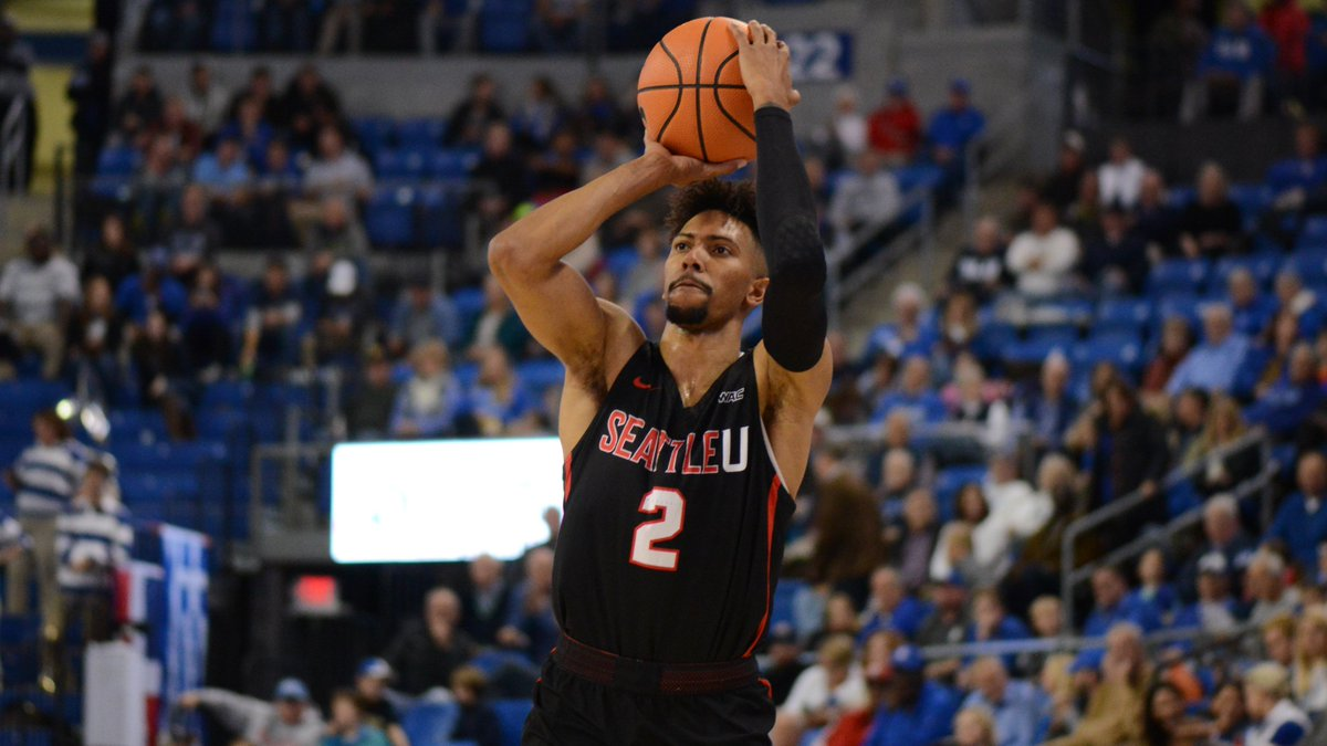 newest de939 fb046 Seattle U Men s Basketball