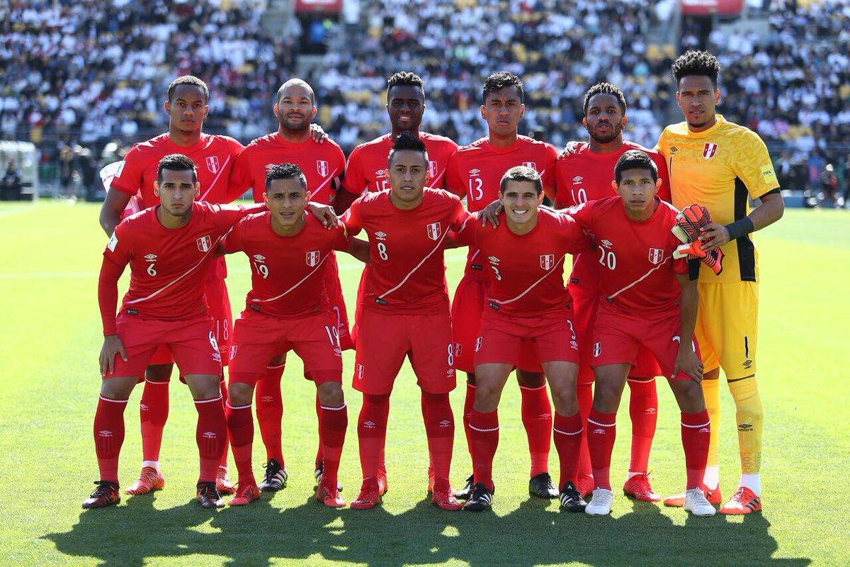 Perú vs. Nueva Zelanda