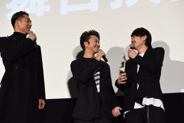 【イベントレポート】「ハイロー3」初日、AKIRAが3年間を振り返る「相方が青柳でよかった」(写真24枚) #HiGH_LOW #FINALMISSION