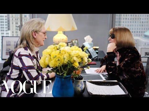 #Meryl #Streep Meets Anna Wintour at #Vogue  http:// sharewww.com/Ow92q  &nbsp;  <br>http://pic.twitter.com/LU0dJTgkf0
