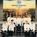 #SF9 本日いよいよ! 12/13 発売Japan 1st Album 「Sensational …