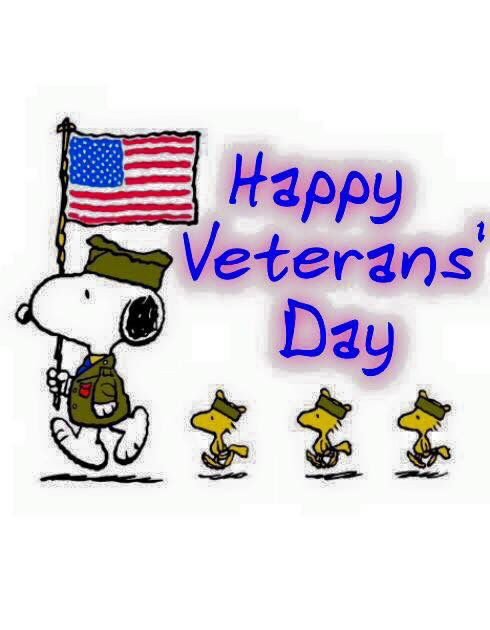 Image result for charlie brown veterans day""