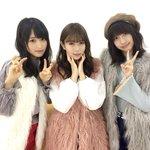 発売中の「FINEBOYS」12月号に小林由依・菅井友香・土生瑞穂の撮り下ろし写真が掲載されています…