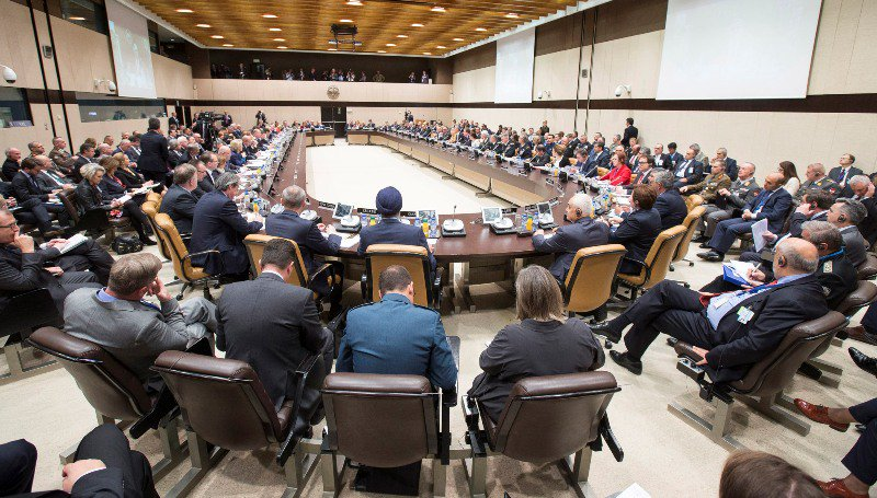 NATO agrees to increase Afghan training mission size to around 16,000 personnel #workingjournalist #mojo #muj <br>http://pic.twitter.com/0xHXuZVkVE