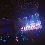 お昼公演ありがとうございました!✨✨グッズ売り場にはメンバーがサプライズ登場💙#瀬戸内7県ツアー #…