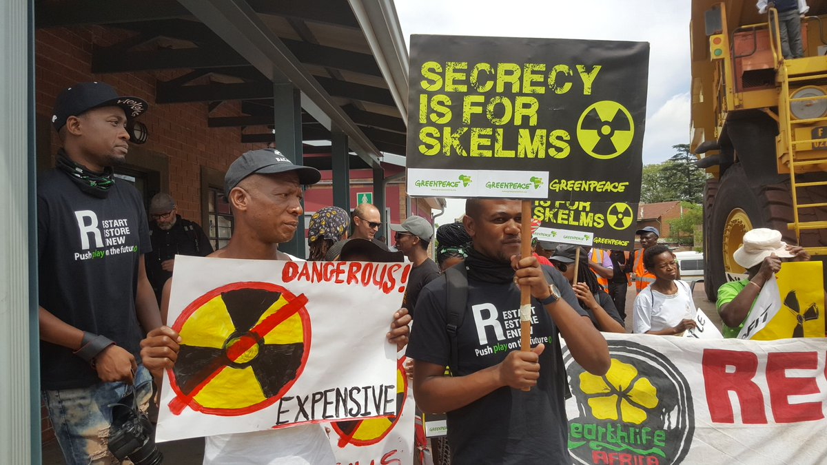 #GlobalDayOfAction2017-keep Nukes out of COP 23