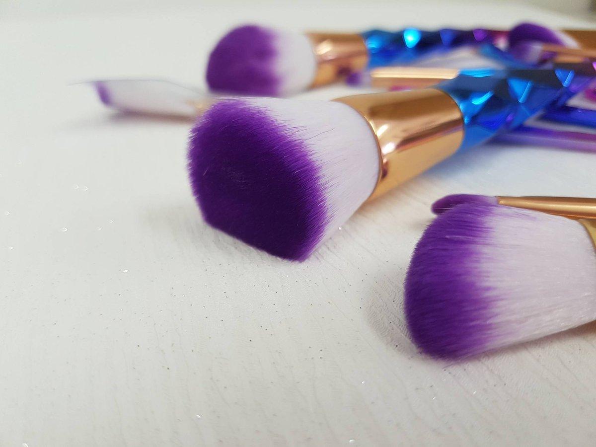 oaklea rose brushes