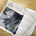 「リスアニ!Vol.31」にて、ニューシングル「ASH」のお話しを、LiSA×シドのマオさん・明希さ…
