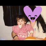 今の髪型と1歳のときの髪型一緒😂お母さんにこの頃はまだ全然喋らなくて可愛かったなー🤗っていわれた😂 …