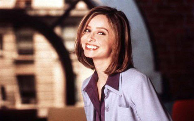 Happy birthday to a delightful star of the small screen, three-time Emmy nominee Calista Flockhart!