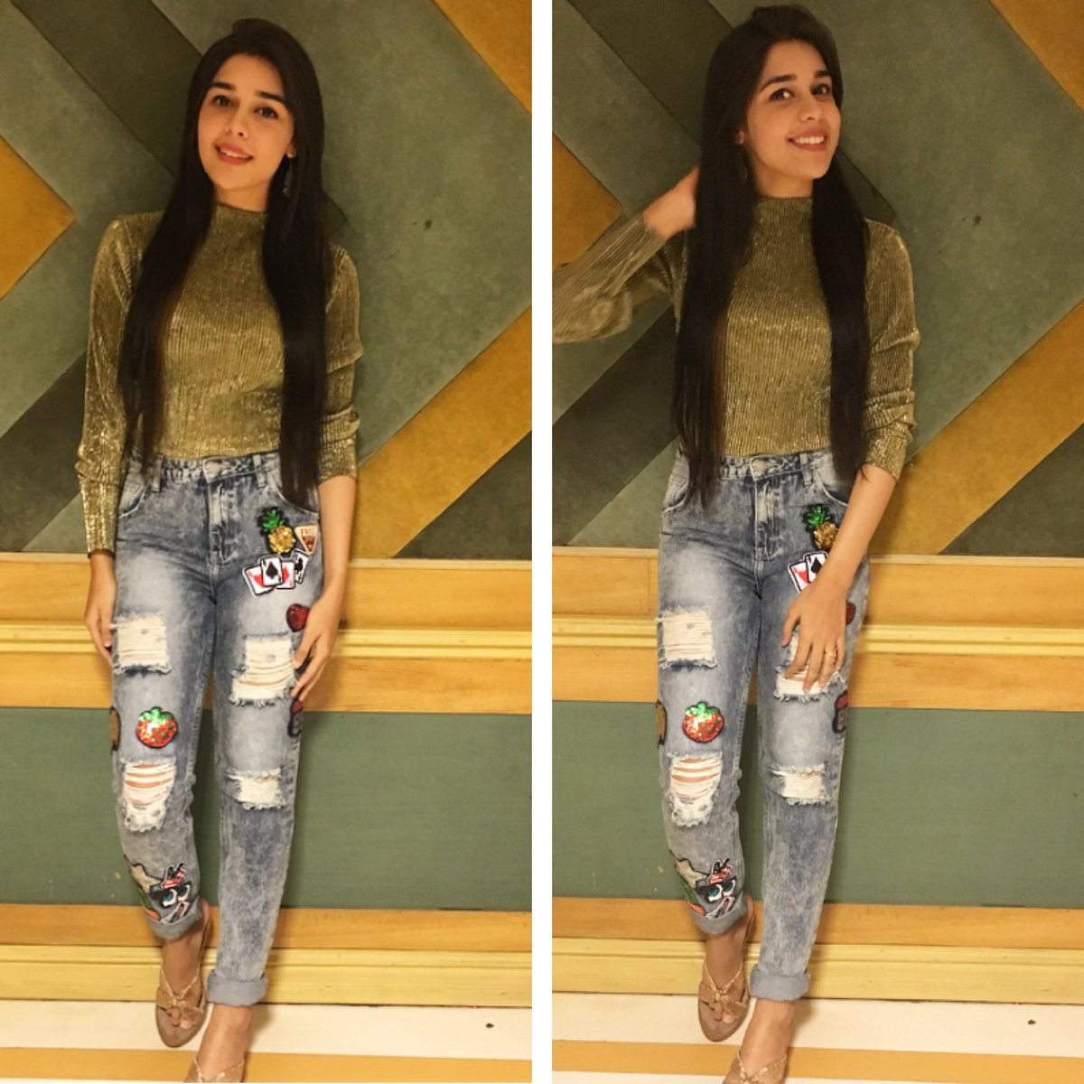 Eisha Singh 2015