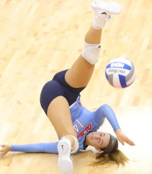 The Most Stunning Female Volleyball Players | Female