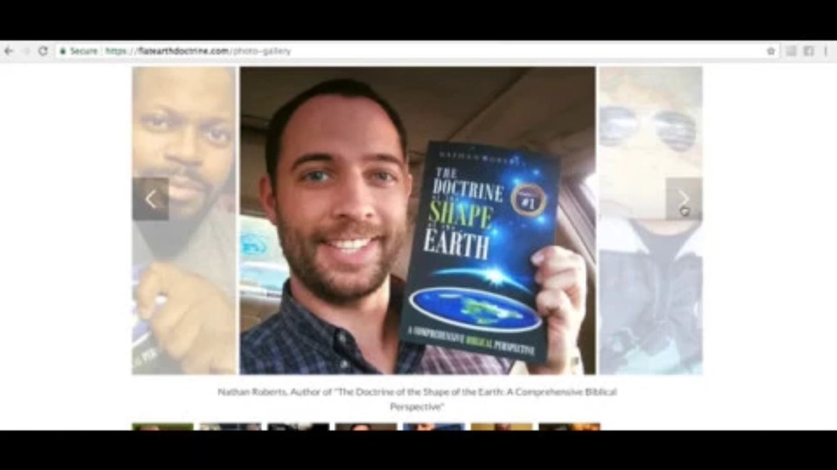 flatearthdoctrine hashtag on Twitter