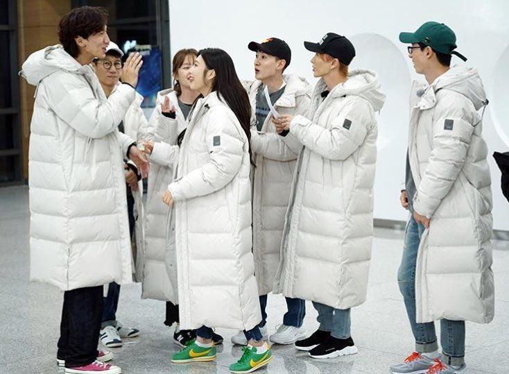 Red Velvet Running Man Ep — TTCT