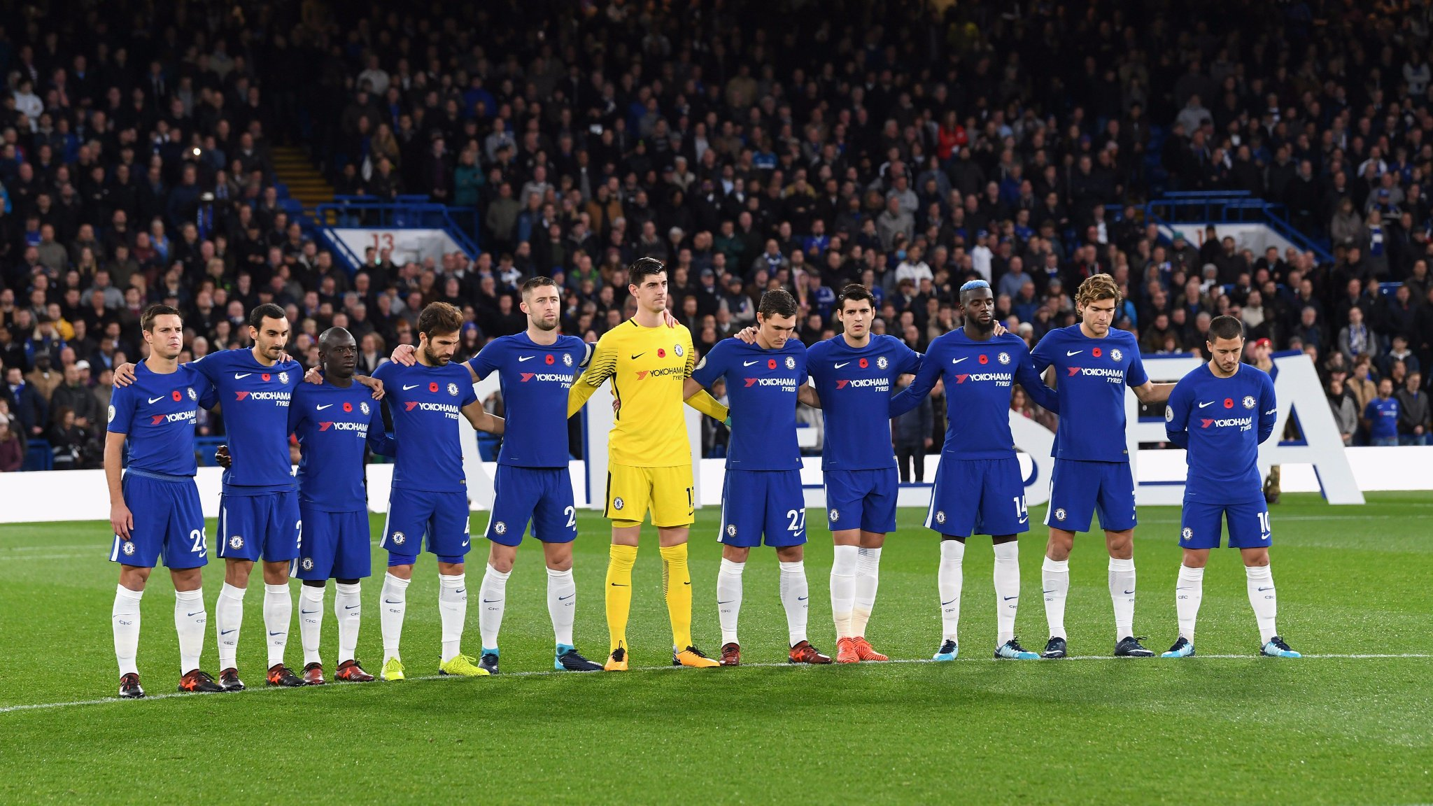 """Chelsea Fc: Chelsea FC On Twitter: """"We Will Remember Them"""