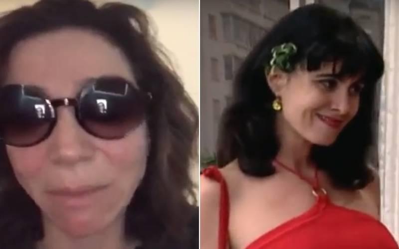 Marisa Orth se emociona ao falar sobre Márcia Cabrita  https://t.co/tO9M6jIsE3