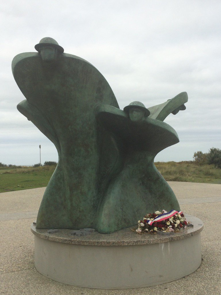 Juno Beach: Lest We Forget #RemembranceDay2017 #DDay