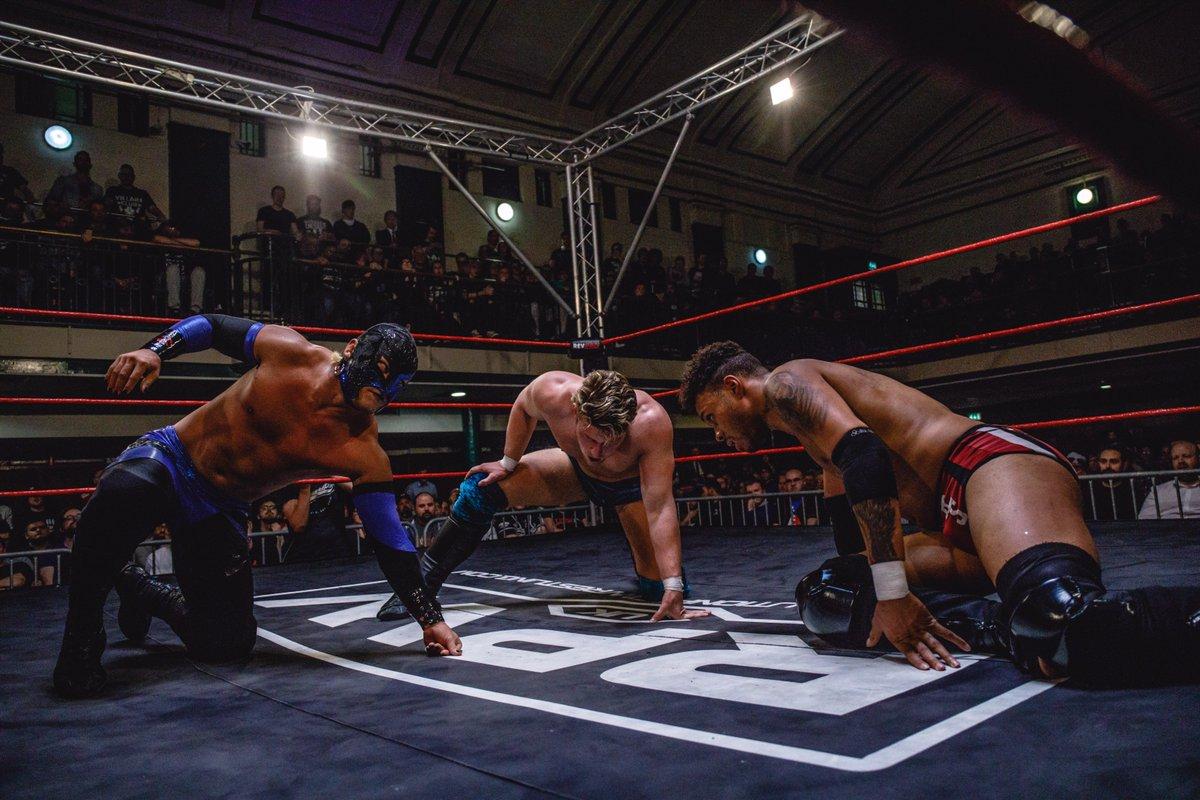 """NJPW/RevPro: Resultados """"Global Wars UK 2017"""" Días 1 y 2 - Zack Sabre Jr. retiene su título ante Will Ospreay 3"""