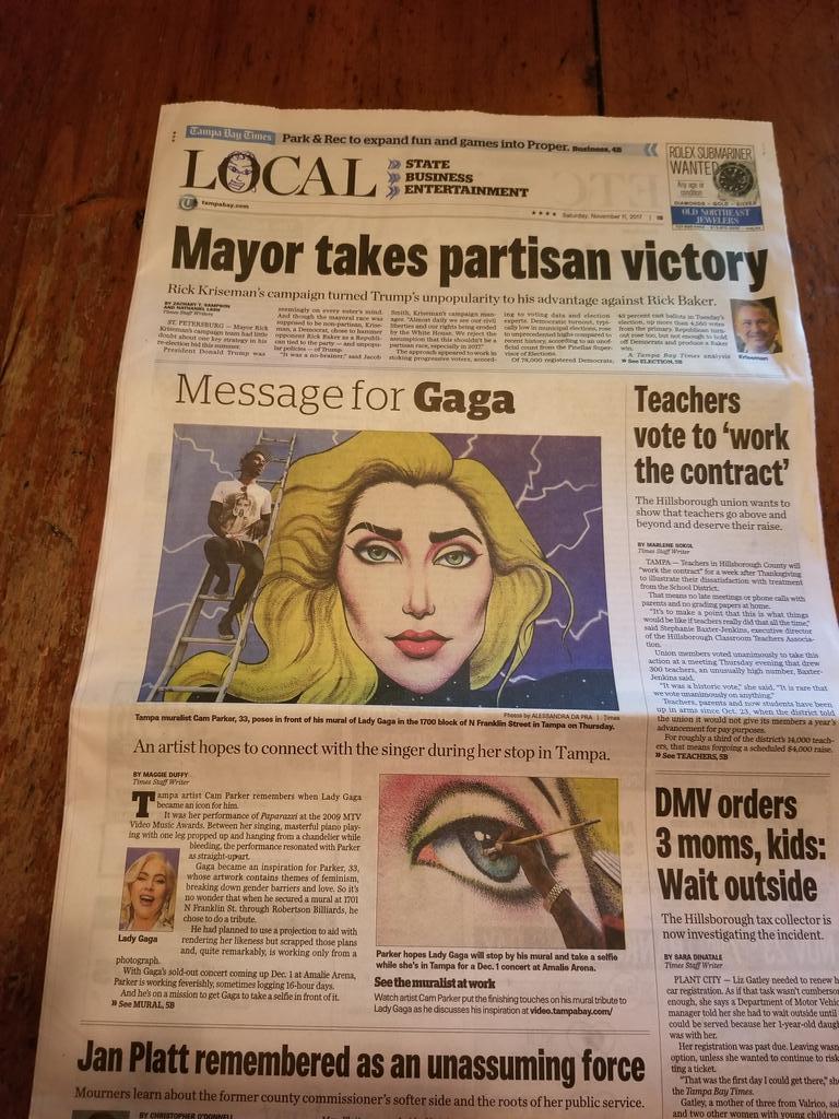 Lady Gaga on Twitter: